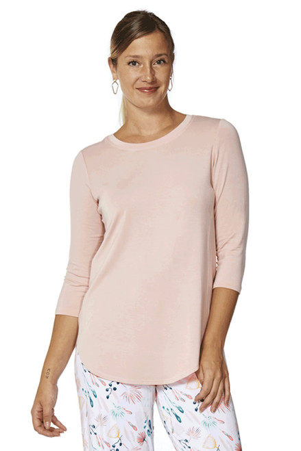 Arianne 3/4 Sleeve Soft KnitTop Marie7299