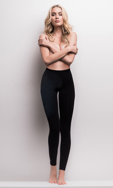 Body Hush Superior 4-way Stretch Sculpting Derriere Legging BH1403