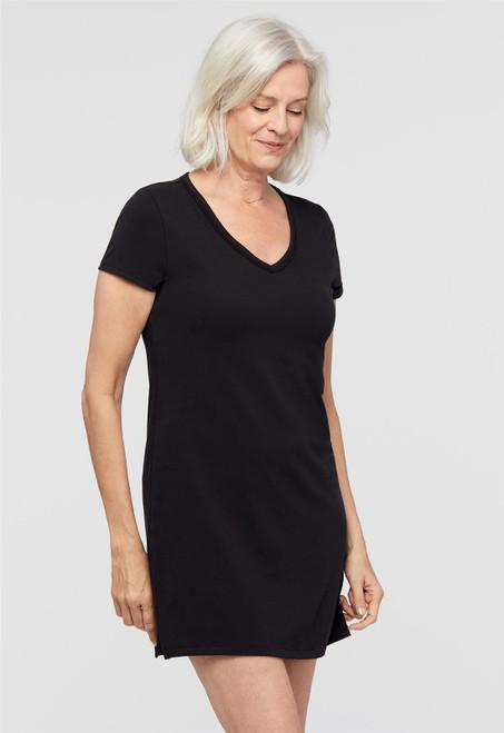 Lusomé  Cotton Short Sleeve Eva Sleepshirt ES18-102