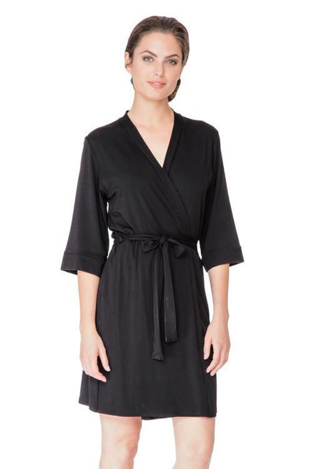 Lilianne Ultra Soft Robe with Belt 9243
