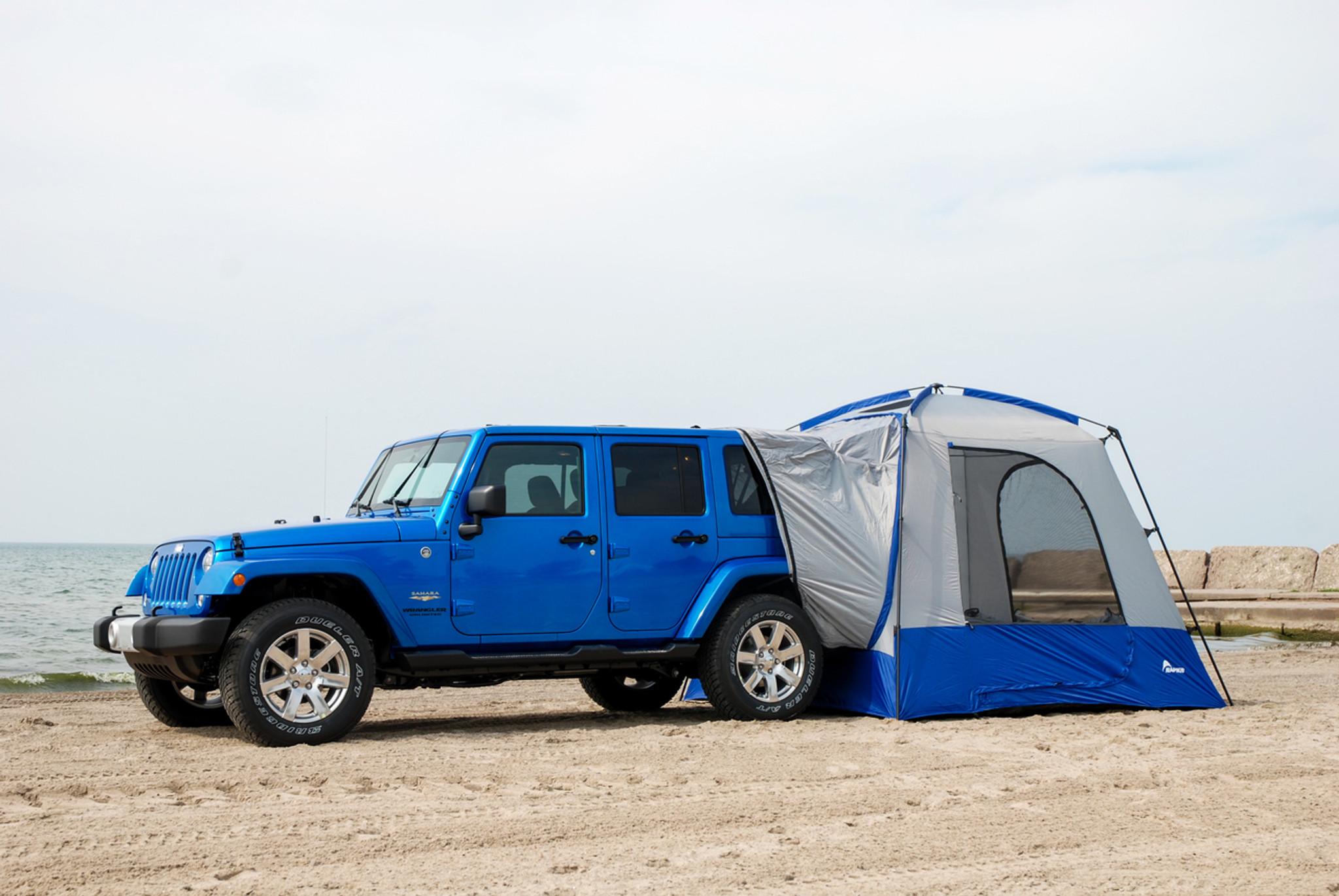 Napier Sportz Suv Tent Windowvisors Com Au