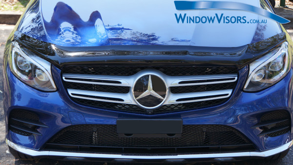 Premium Style Bonnet Protector - Tinted Glass
