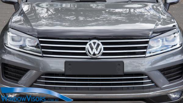 Bonnet Protectors Volkswagen Touareg