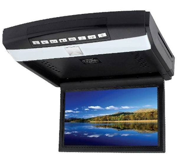 "10.2"" Roof Mount DVD Player - Mongoose Q355"