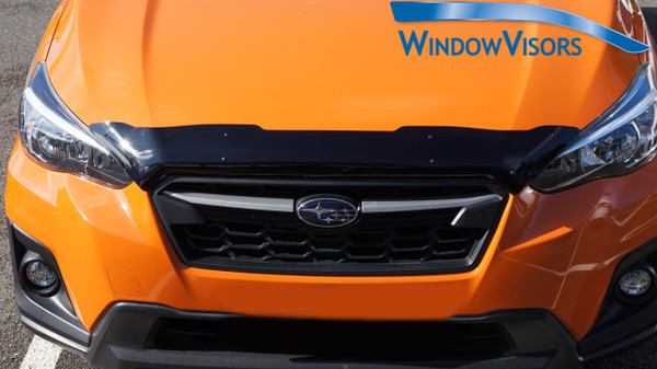 Premium Style Bonnet Protector - Tinted - for Subaru XV GT 2017-2021