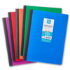 Pen + Gear Poly Composition Book, Wide Ruled, 80 Pages, Assorted Colours  - *Ships from Miami*