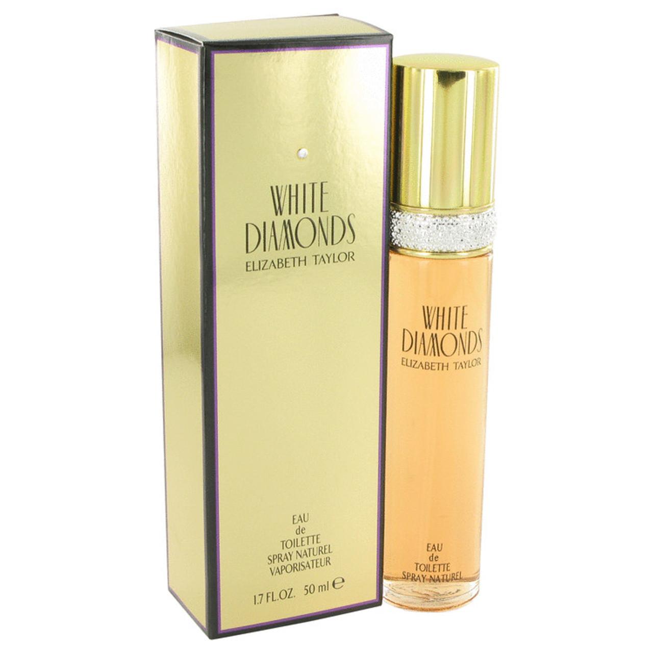 WHITE DIAMONDS by Elizabeth Taylor Eau De Toilette Spray 1.7 oz for Women - *Special Order