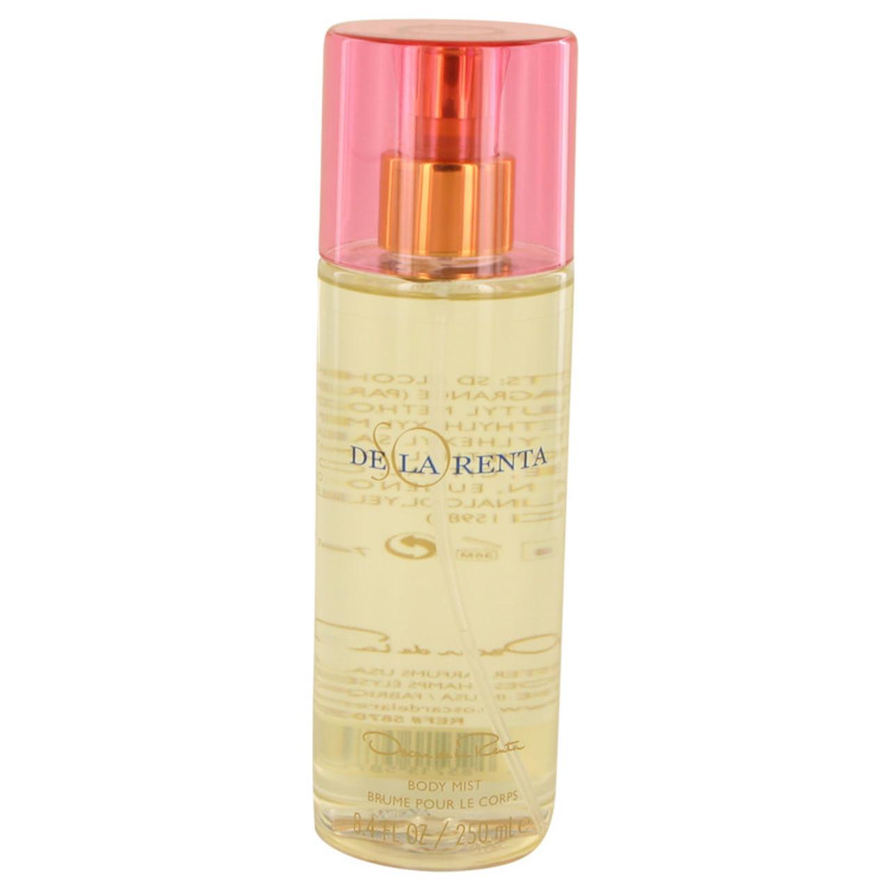 SO DE LA RENTA by Oscar de la Renta Body Spray 8.4 oz for Women - *Special Order