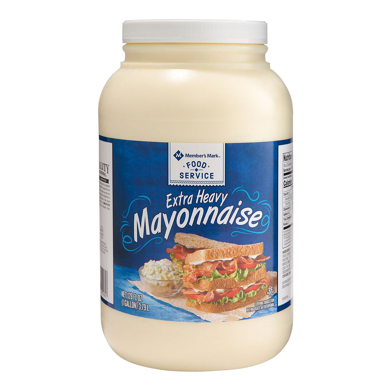 Member's Mark Foodservice Extra Heavy Mayonnaise (1 gal.) - *In Store