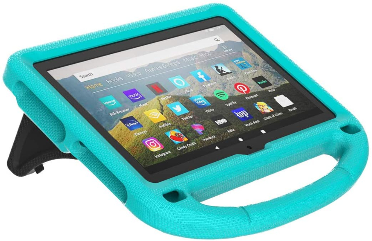 Lightweight Shockproof Handle with Stand Kid-Proof Case for  Fire HD 8 inch Tablets -Red Latest 10th Generation 2020 Release LEDNICEKER Kids Case for All-New Fire HD 8 /& Plus 2020