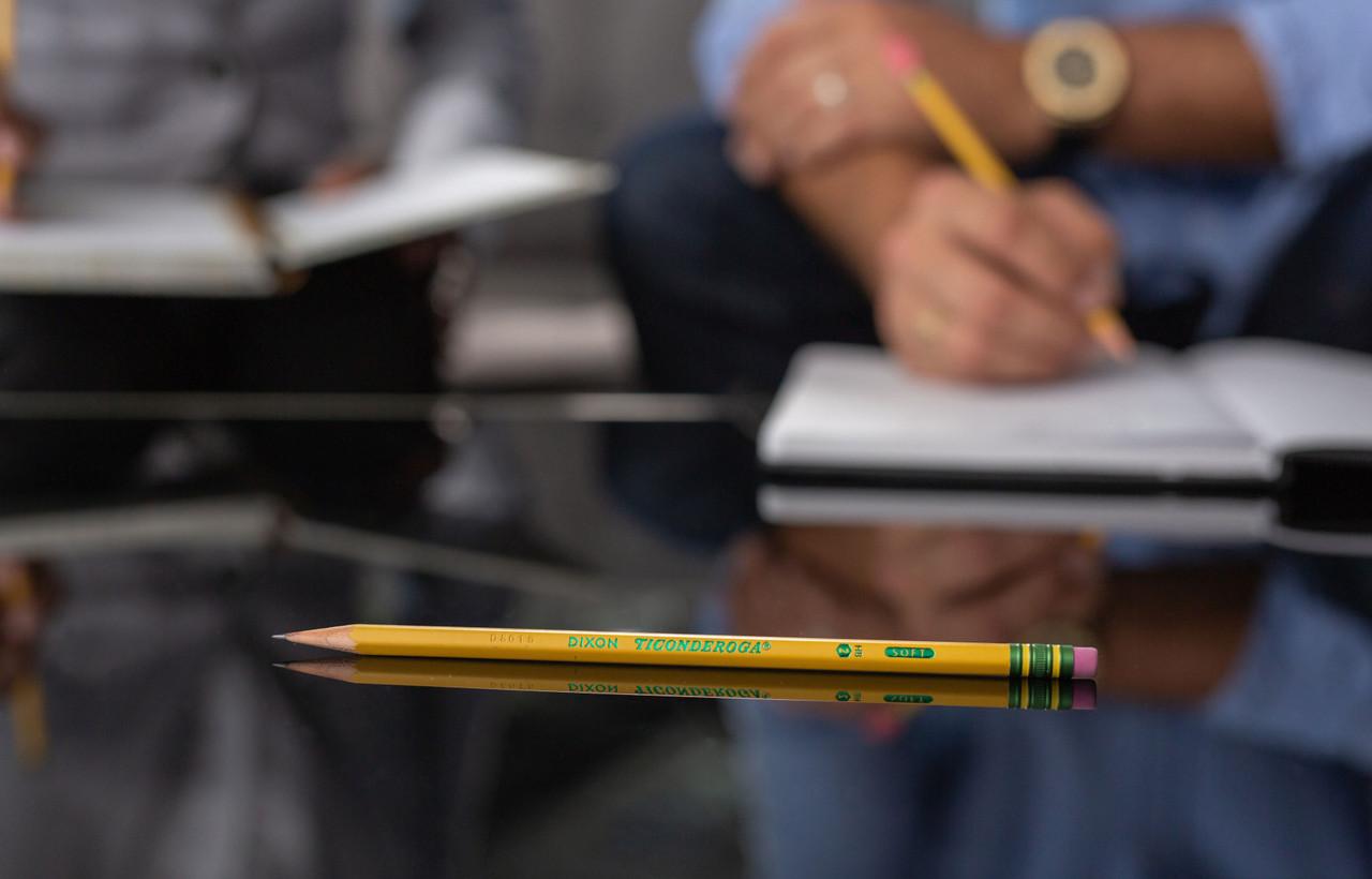 Ticonderoga Pencil, 24 Count, Unsharpened