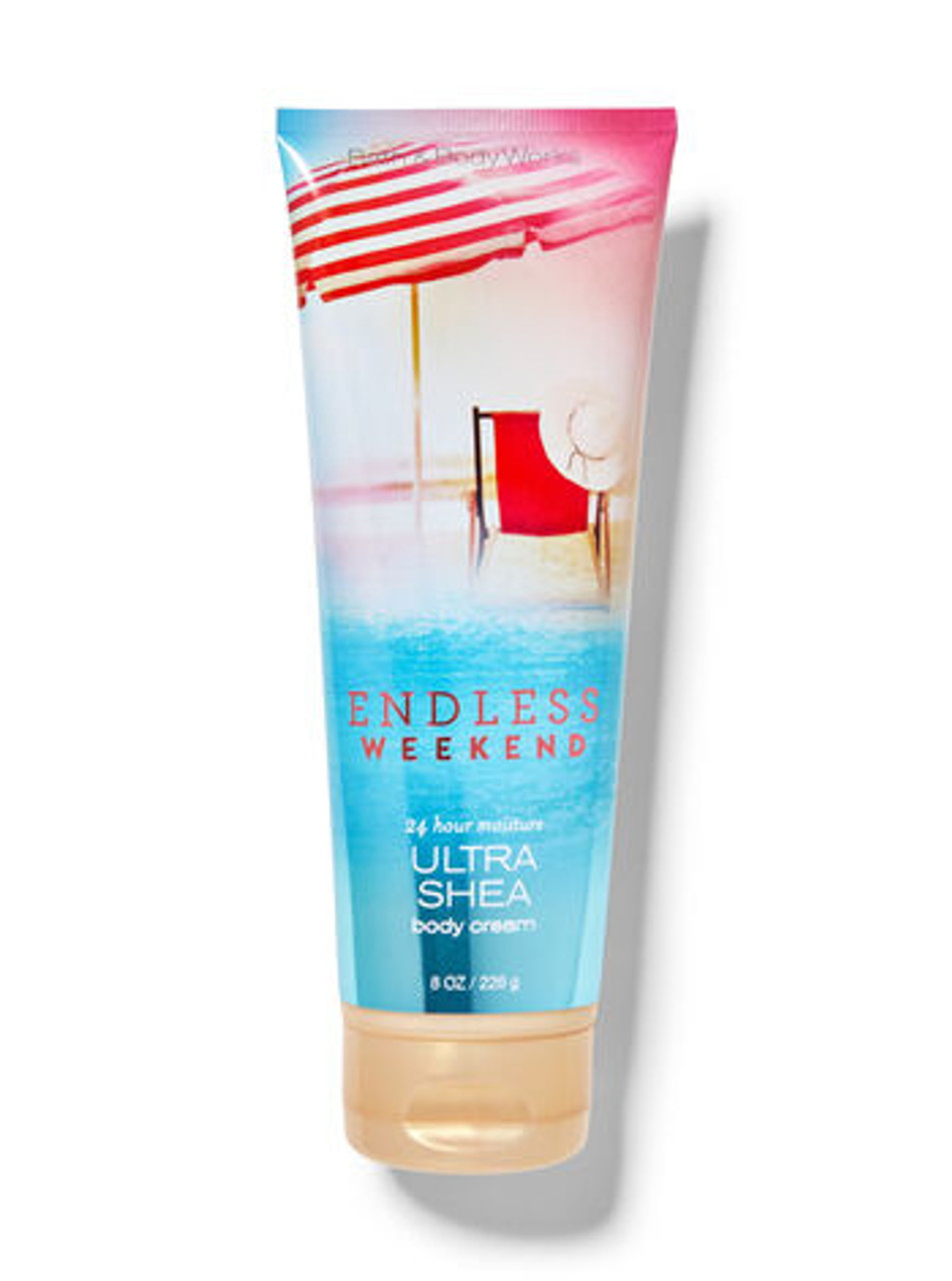 ENDLESS WEEKEND ULTRA SHEA BODY CREAM - *Ships from Miami