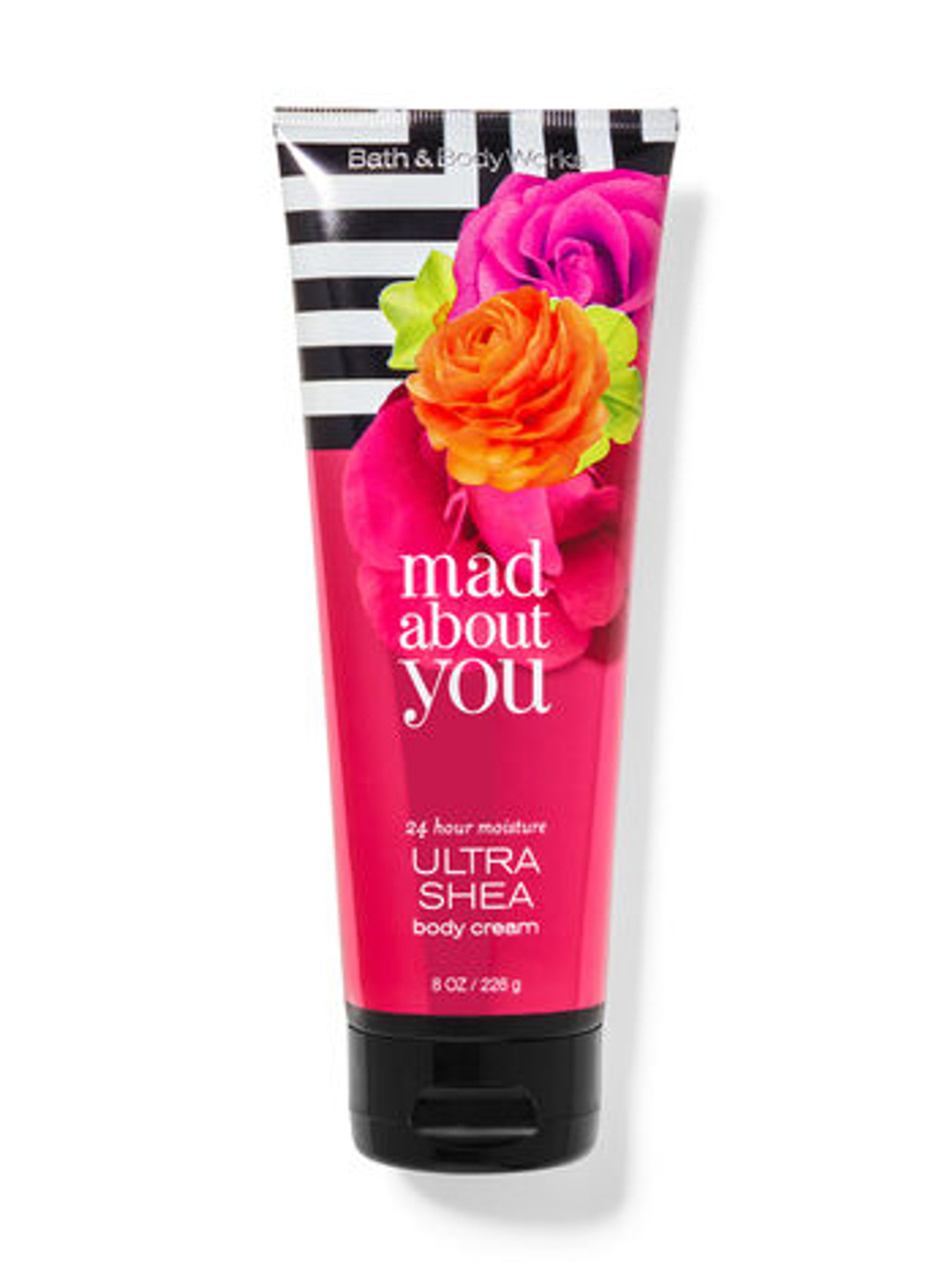 MAD ABOUT YOU ULTRA SHEA BODY CREAM - *Ships from Miami