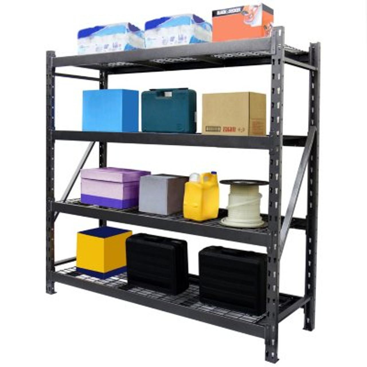 Member's Mark 4-Shelf Industrial Storage Rack