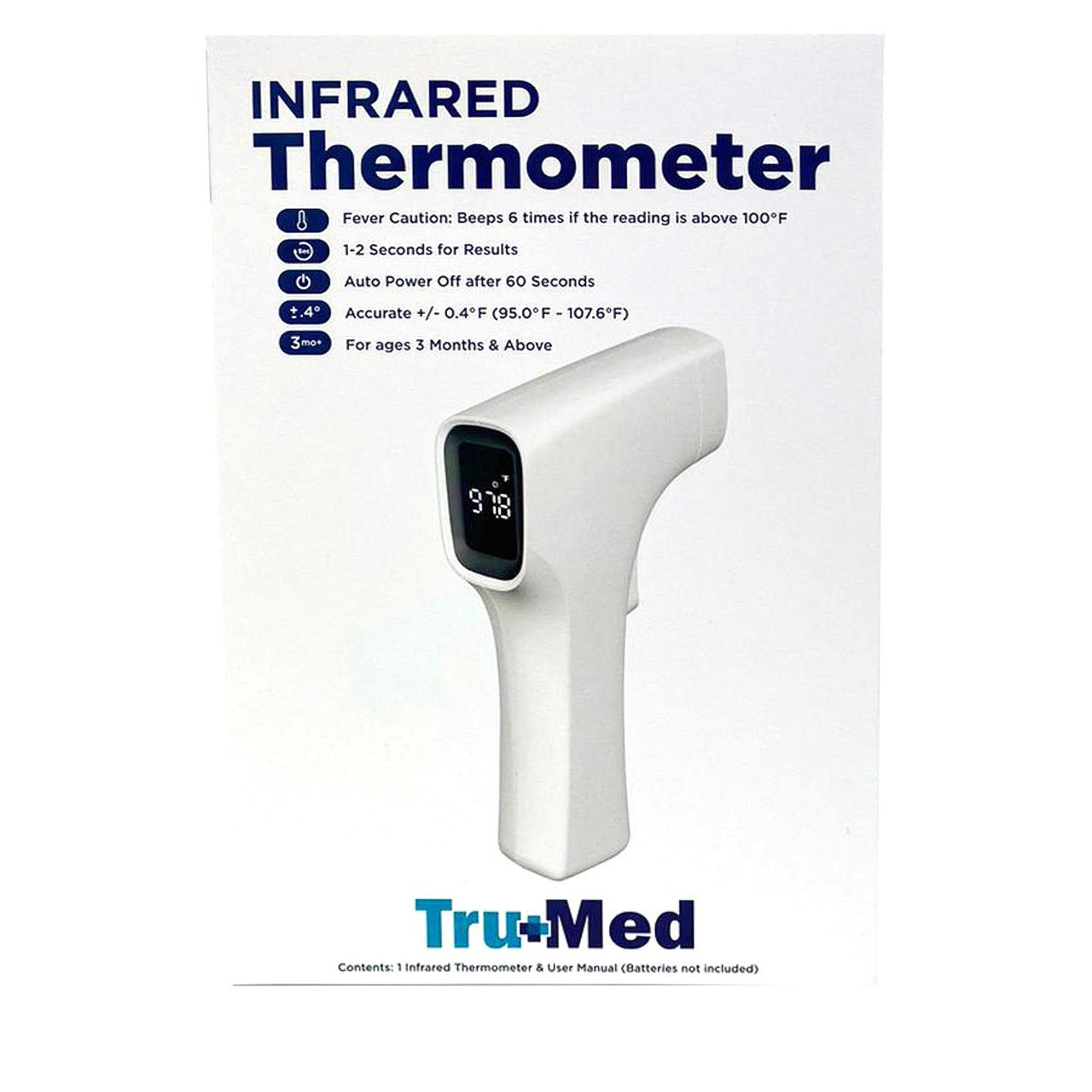 GURU NANDA NO TOUCH THERMOMETER