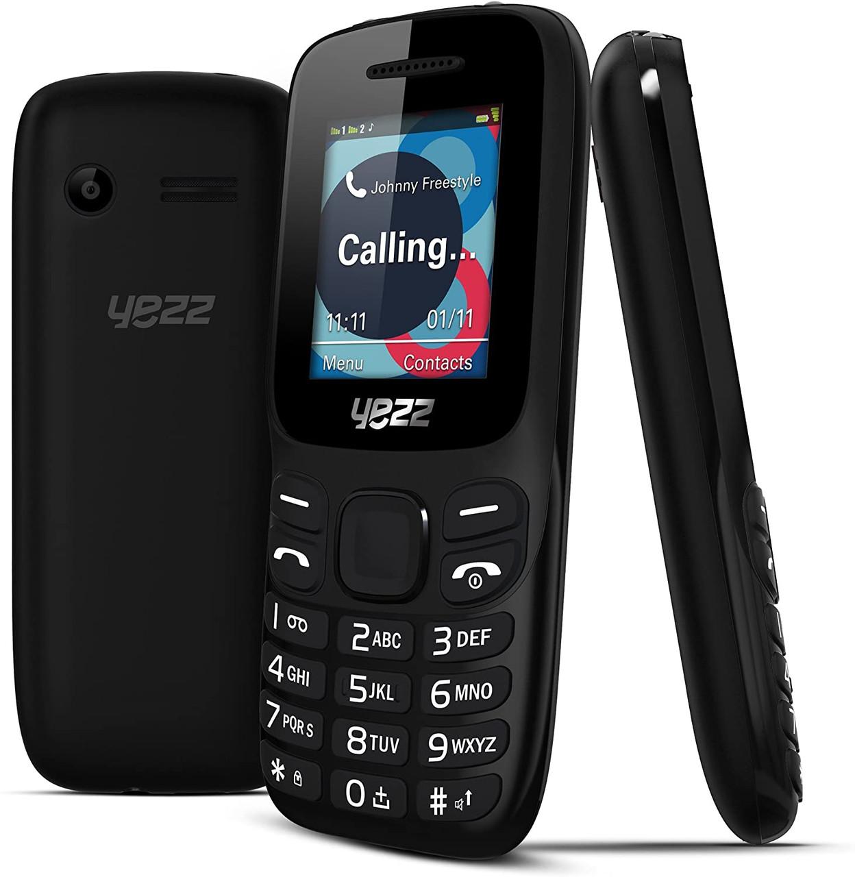 YEZZ C21 (2018) UNLOCKED PHONE DUAL SIM