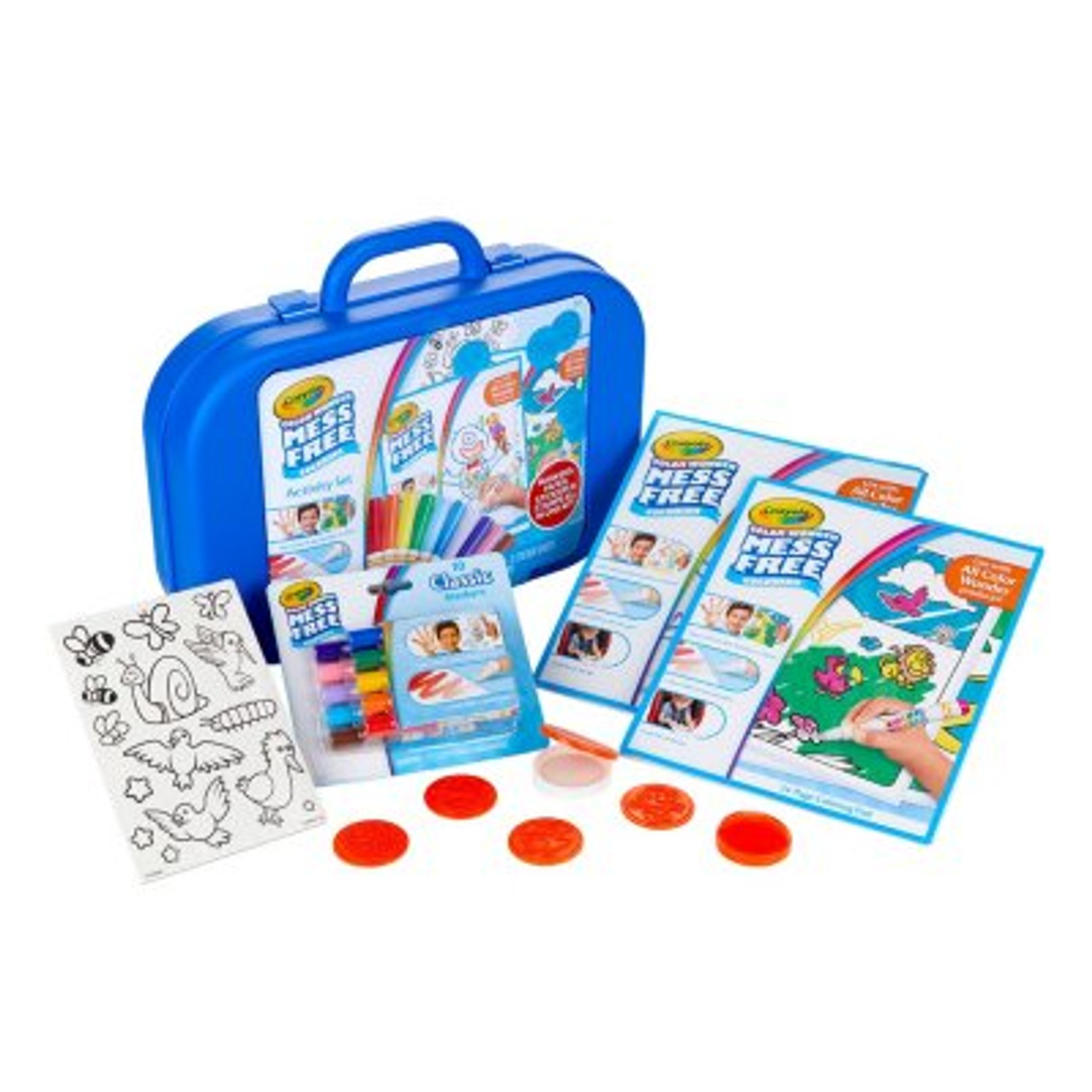 Crayola Color Wonder Mess Free Activity Set with Storage Case  - *Ships from Miami*