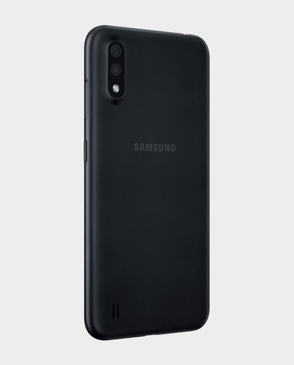 Samsung Galaxy A01 (16GB, 2GB RAM) , 13/5MP Camera Dual SIM GSM Factory Unlocked , Global 4G LTE - *Available in Roseau Store*