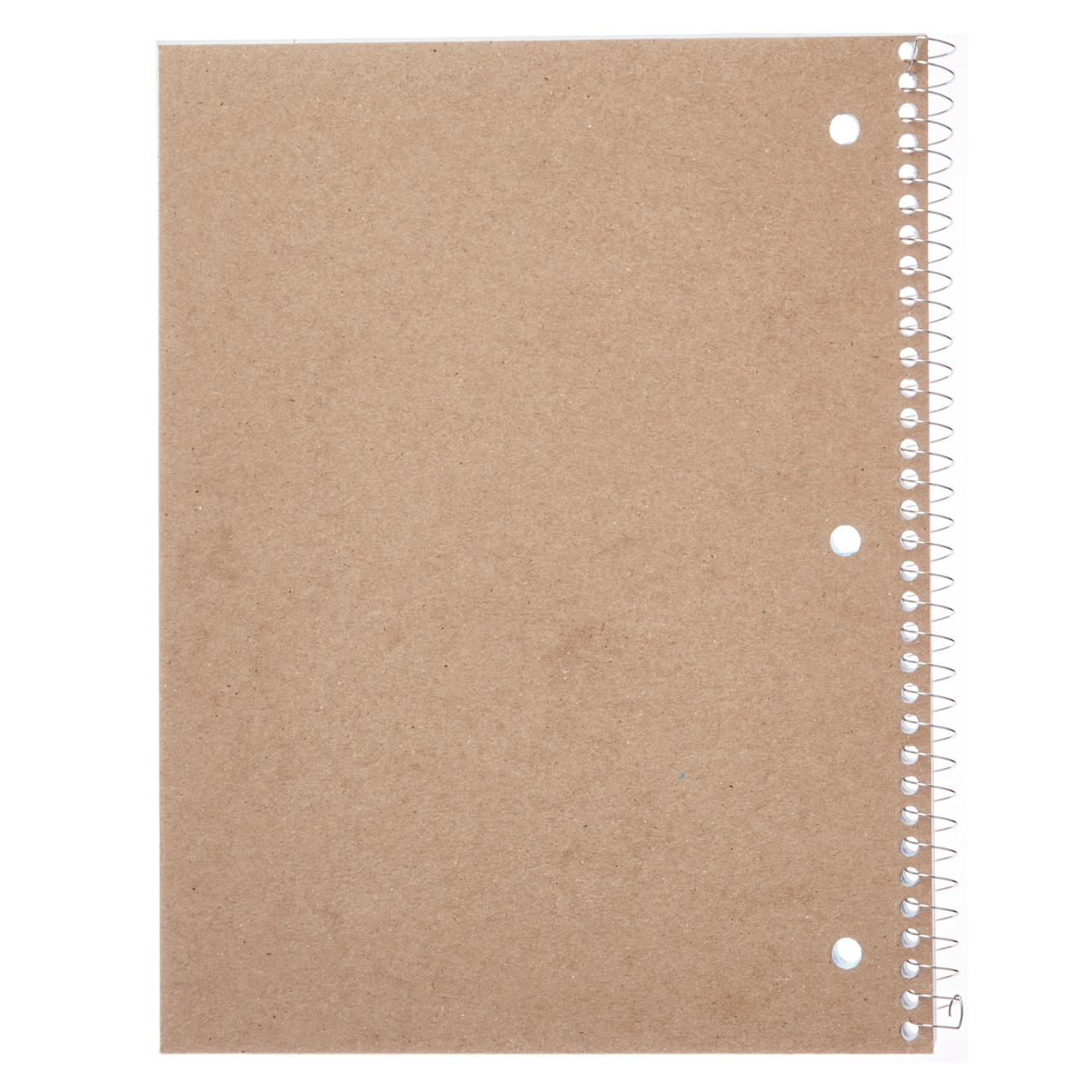 Pen + Gear 1-Subject Spiral Notebook, College Ruled, 70 Pages, Choose  Your  Colour