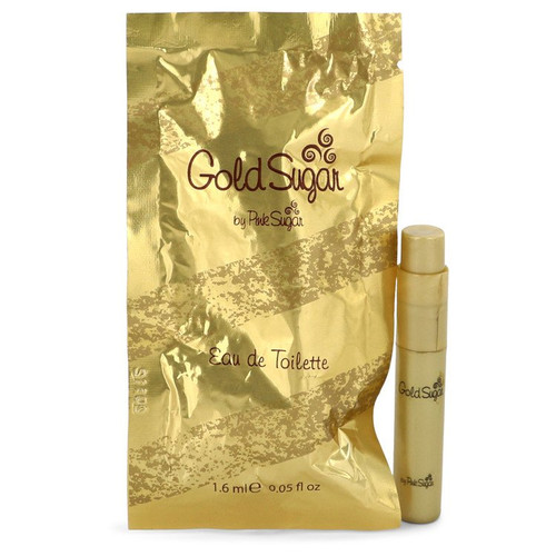 Gold Sugar by Aquolina Vial (sample) .05 oz  for Women - *Special Order