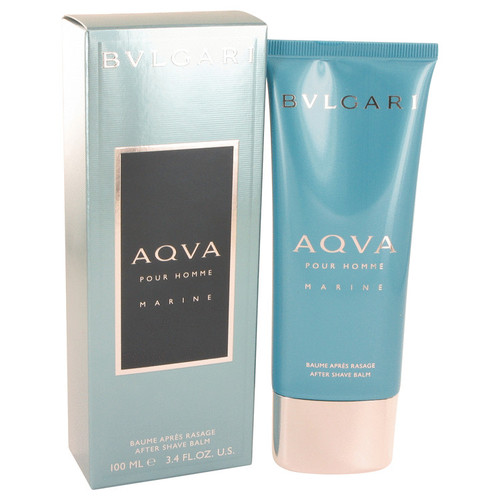 Bvlgari Aqua Marine by Bvlgari After Shave Balm 3.4 oz for Men - *Special Order
