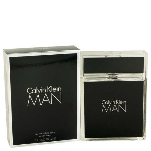 Calvin Klein Man by Calvin Klein Eau De Toilette Spray 3.4 oz for Men - *Special Order