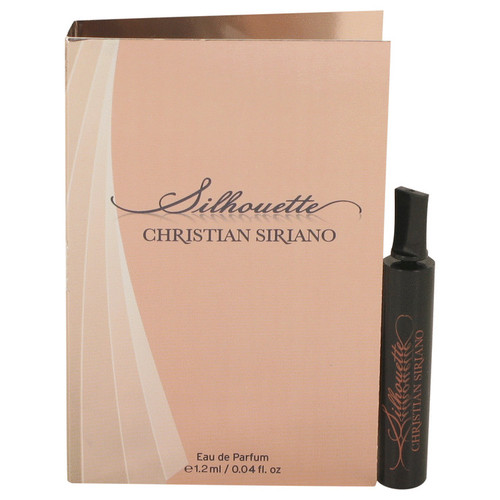 Silhouette by Christian Siriano Vial (sample) .04 oz for Women - *Special Order
