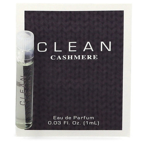 Clean Cashmere by Clean Vial (sample) .03 oz  for Women - *Special Order