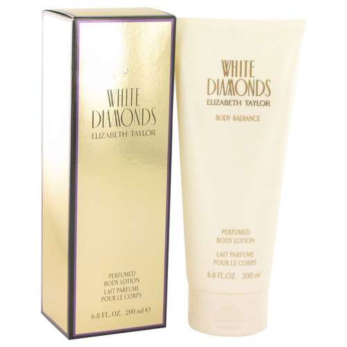WHITE DIAMONDS by Elizabeth Taylor Body Lotion 6.8 oz for Women - *Special Order