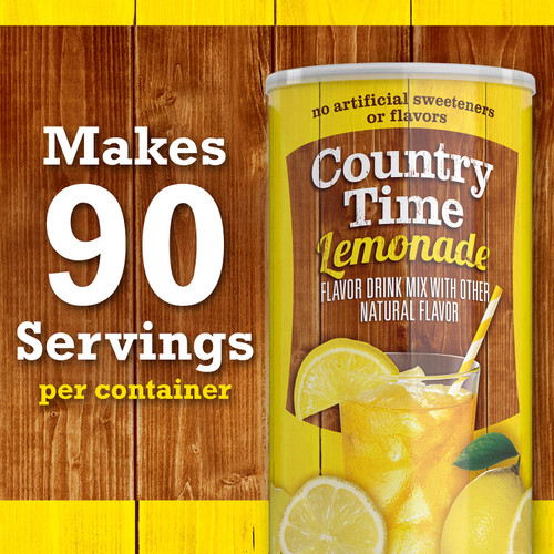 Country Time Lemonade Mix (82.5oz) - *In Store