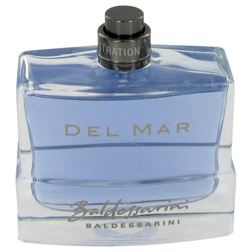 Baldessarini Del Mar by Hugo Boss Eau De Toilette Spray (Tester) 3 oz for Men - *Special Order