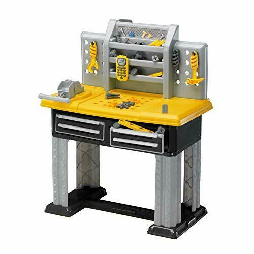 American Plastic Toys Deluxe 38 Piece Work Bench - Deluxe Workbench
