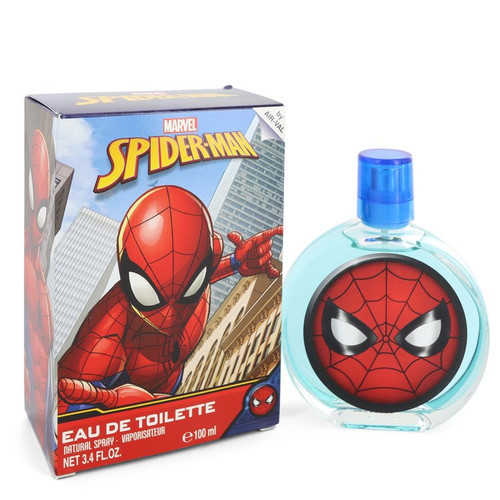 Spiderman by Marvel Eau De Toilette Spray 3.4 oz for Men - *Special Order