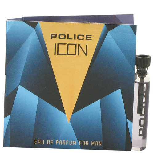 Police Icon by Police Colognes Vial (sample) .07 oz for Men - *Special Order