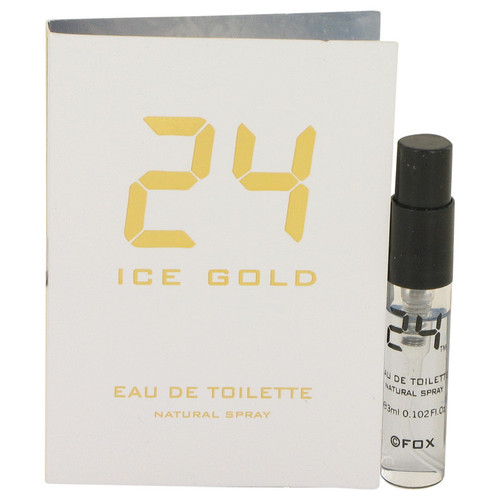 24 Ice Gold by ScentStory Vial (Sample) .10 oz for Men - *Special Order
