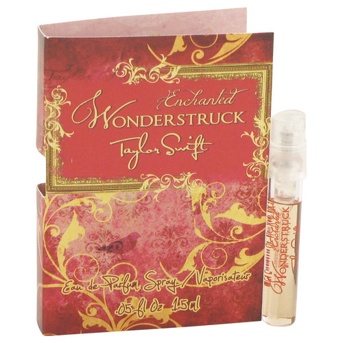 Wonderstruck Enchanted by Taylor Swift Vial (sample) .05 oz for Women - *Special Order
