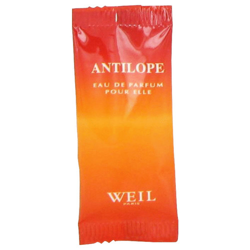 Antilope by Weil Vial (sample) .05 oz for Women - *Special Order