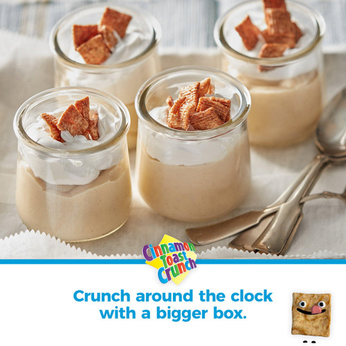 Cinnamon Toast Crunch Cereal (49.5 oz., 2 pk.) - *In Store