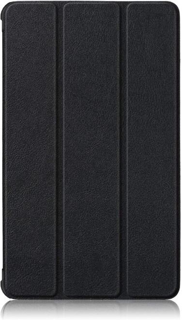 Gylint Lenovo TAB M7 Case, Smart Case Trifold Stand Slim Lightweight Case Cover for Lenovo TAB M7 Tablet Black