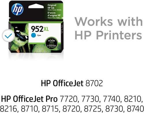INK CARTRIDGE/ HP #952XL CYAN