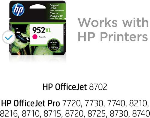 INK CARTRIDGE/ HP #952XL MAGENTA