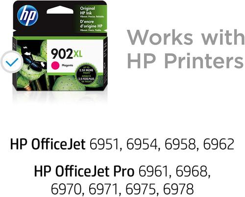 INK CARTRIDGE/ HP #902XL MAGENTA