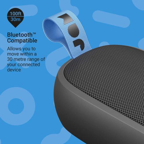 JAM Hang Around - Speaker - for portable use 505BK (black)