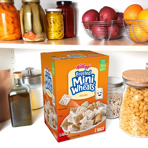 Kellogg's Frosted Mini-Wheats (58.8 oz.) - *In Store