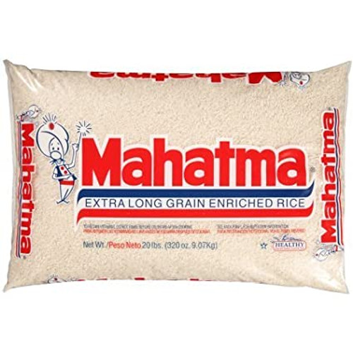 MAHATMA 25LBS E/LONG GRAIN W/RICE