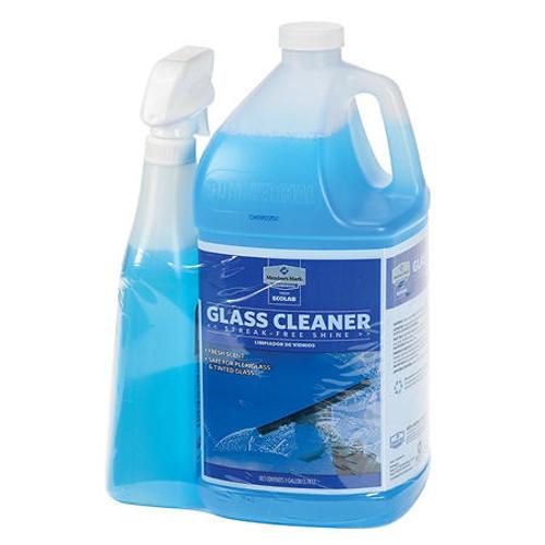 Member's Mark Glass Cleaner (32 oz. spray bottle, 128 oz. refill) - *In Store