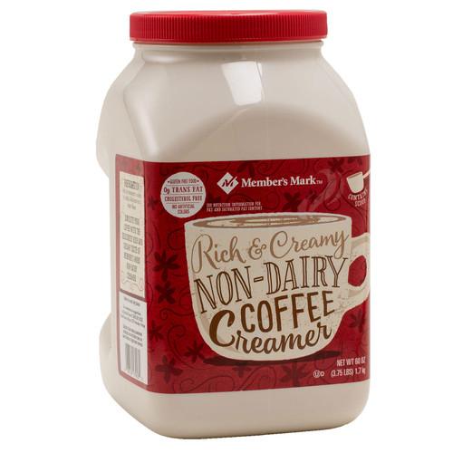 Member's Mark Rich and Creamy Non-Dairy Creamer (60 oz.) - *In Store