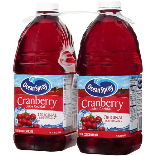 Ocean Spray Cranberry Cocktail Juice (96oz / 1ct)