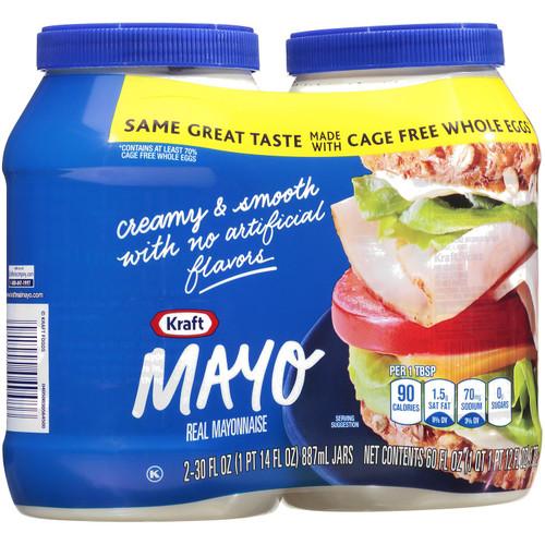 Kraft Mayo (30 oz., 2 pk.) - *In Store