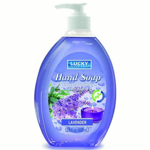 LUCKY LAVENDER LIQUID HAND SOAP